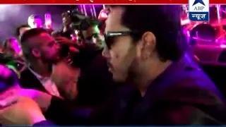 Mika Singh, Salman Khan present Mika's Diamond Khanda to Paris Hilton