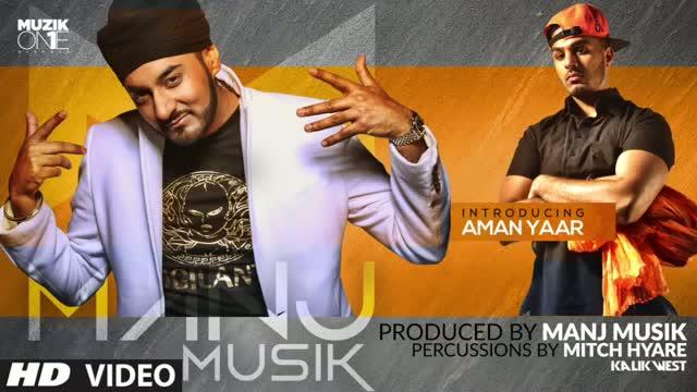 Dushman Naal Panga MANJ Musik Feat Aman Yaar & Mitch Hyare