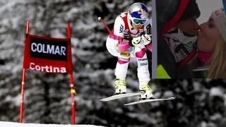 Lindsey Vonn Wins at World Cup record 63rd title -- Skier Lindsey Vonn breaks World Cup wins record