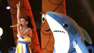 Katy Perry Super Bowl Halftime Show 2015 Was Superb - Did She Diss Taylor Swift?