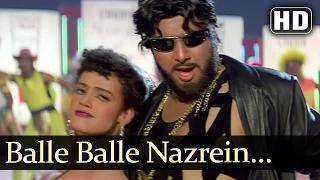 Balle Balle Nazre Tu (HD) - Dulaara Songs - Govinda - Karisma Kapoor - Udit Narayan