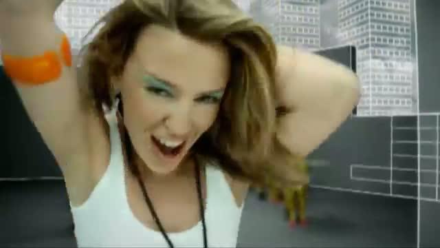 Kylie Minogue - Love At First Sight (Karaoke Demo)