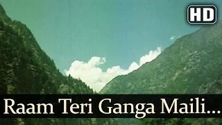 Ram Teri Ganga Maili Title Song - Hot Mandakini - Rajeev Kapoor - Suresh Wadkar [Old is Gold]