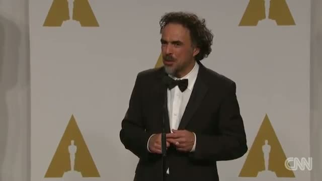 """Birdman's"" Alejandro Inarritu: Fear is condom of life"