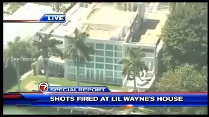 Lil' Wayne Shooting: Shooting at Lil' Wayne's Miami Beach home (VIDEO)