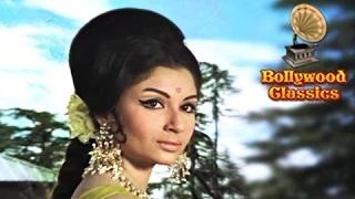 Chalo Sajna Jahan Tak Ghata Chale - Mere Hamdam Mere Dost (1968) - Lata Mangeshkar Hit Songs - Sharmila Tagore Songs [Old is Gold]