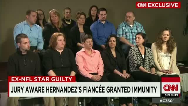 Aaron Hernandez juror: Hardest decision I ever made