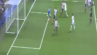 Chicharito Hernandez Goal And CR7 Great Assist | Real Madrid vs Atletico Madrid 1-0 | UCL 2015