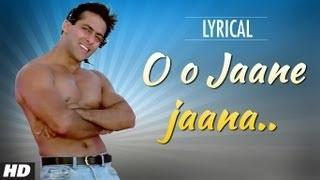 O O Jaane Jaana Full Song with Lyrics - Pyar Kiya Toh Darna Kya | Salman Khan, Kajol