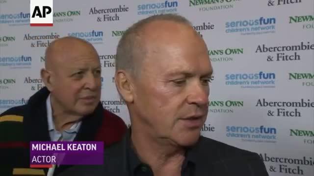 Bening, Keaton Celebrate Paul Newman's Legacy