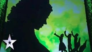 El Gamma's Touching Tribute To Mother Nature - Asia's Got Talent Grand Final 1