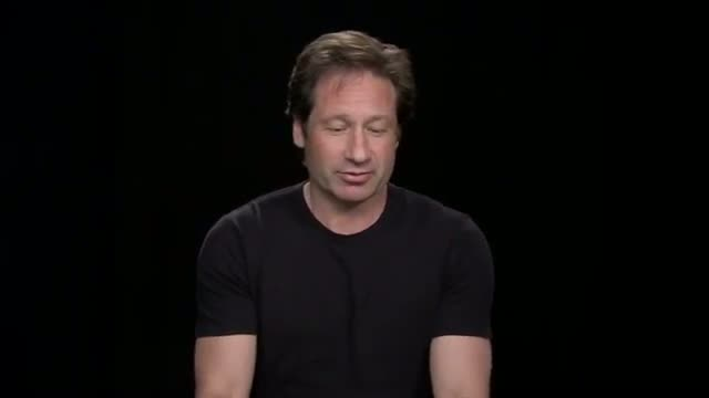 David Duchovny May Soon Get Funky