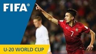 Portugal v. New Zealand - Match Highlights FIFA U-20 World Cup New Zealand 2015
