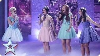 Will Misstasia charm their way to the final? | Semi-Final 5 - Britain's Got Talent 2015
