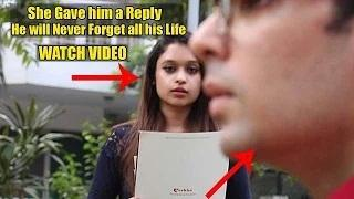 She gave him a Reply He will never Forget all his Life (Based on a True Love Story)