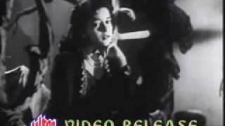 Samadhi (1950)-Woh Paas aa Rahe Hain Ham Door Jaa Rahe Hain (Lata Mangeshkar)