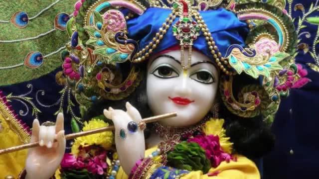 Hare Krishna Hare Krishna Krishna Hare Hare - Rama Krishna Bhajan [Janmashtami Special]