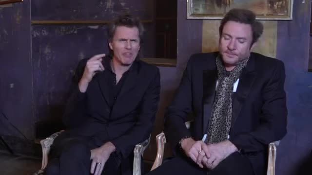 Duran Duran Talk Festivals