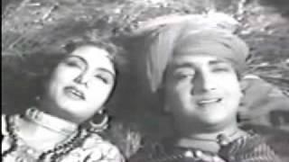 Aanewaale ko Aana Hoga Jaanewaale ko Jaana Hoga || Sohni Mahiwal (1958) || Lata Mangeshkar & Mohd. Rafi || {Old Is Gold]