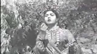 Tumhaare Sang Main bhi Chalungi Piya | Sohni Mahiwal (1958) | Lata Mangeshkar | {Old Is Gold}