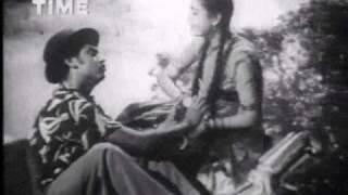 Piya Piya Piya Mora Jiya    Baap re Baap(1955)    Kishore Kumar & Asha Bhonsle    {Old Is Gold}