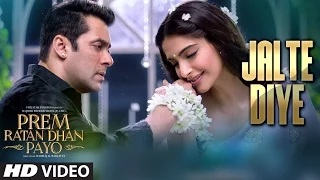 Jalte Diye Song - Prem Ratan Dhan Payo (2015)   Salman Khan, Sonam Kapoor