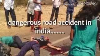 Most Dangerous Road Accident in Gujarat