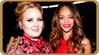 Adele Wants Rihanna in Her Girl Squad, Watch Out Taylor Swift!