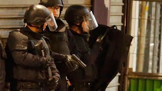 Paris SWAT Storms ISIS Hideout, FIVE THOUSAND Bullets Exchanged