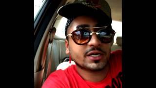 The Black Eyeliner ( Surma) Bumpin In - Desi Rap By Baba KSD