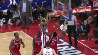 NBA: Marcus Morris With the Put Back Jam!