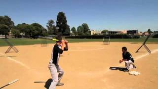Awesome Baseball Trick Simply WOW !