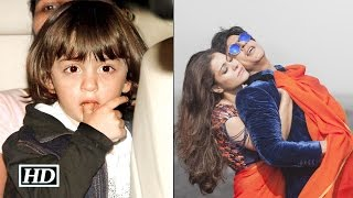 AbRam's Reaction After Watching 'Dilwale' Is Worth Dying - Take A Look