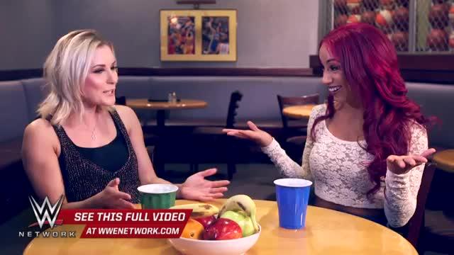 WWE Network: Sasha Banks on having Snoop Dogg as a cousin