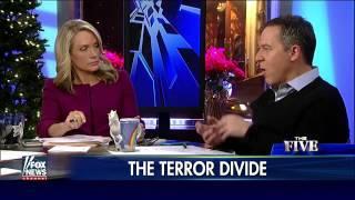 Gutfeld: Media barely hide disdain for your terror concerns