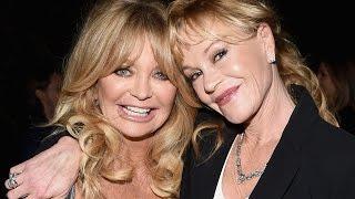 Famous Moms Swap Famous Daughters!