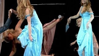 Models fail on Ramp - Funny Fail Compilation in Fashion Show
