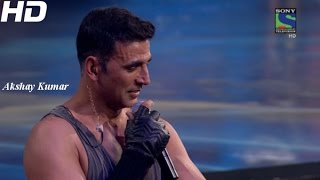 Akshay Kumar's heart pumping performance - Guild Film Awards