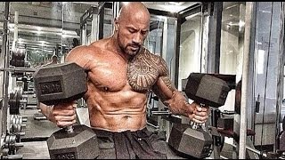 The Rock Workout Training in Budapest, Hercules Dwayne The Rock Johnson's Turbine from Hell