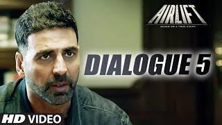 "AIRLIFT Dialogue Promo - ""Ek Bande Ka Roz Phone Aata Hai Mujhe Yaar, Jawaab Kya Doon Use"""