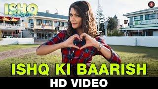 Ishq Ki Baarish Song | Ishq Forever (2016) | Javed Ali & Shreya Ghoshal | Krishna Chaturvedi & Ruhi Singh