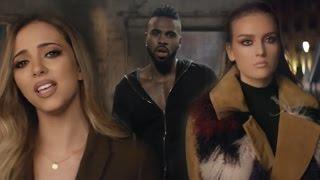 """Little Mix """"Secret Love Song' Music Video Highlights"""