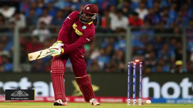 India vs West Indies Semi-Final - ICC World T20 - West Indies Won By 7 Wickets