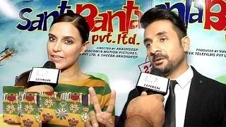 Santa Banta Pvt Ltd - Boman Irani - Vir Das - EXCLUSIVE Interview
