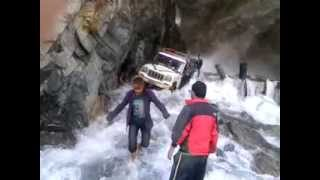 The Most Dangerous Road In The World - 'The Himalayan Road' - Nepal
