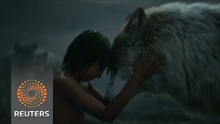 """""""The Jungle Book"""" wows with 103.6 million"""