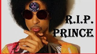 Music Icon Prince BEST MOMENTS (R.I.P: 1958-2016): Music Icon Prince Dead