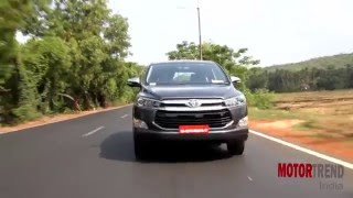 New Toyota Innova Crysta Automatic India Review