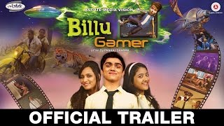 Billu Gamer - Official Trailer  Girija, Shreya, Ajay, Ameya & Girija Joshi
