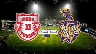 IPL 2016: KXIP VS KKR  - Kolkata vs Punjab Full Match 04/05/2016 Match 32